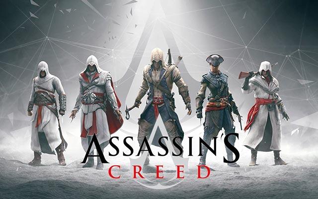 Assassin's Creed (Multi) 2007 AC