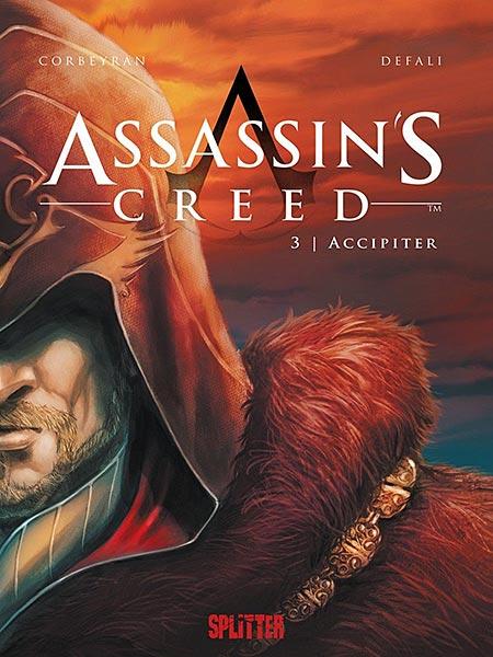 Assassin's Creed (Multi) 2007 BD-T3