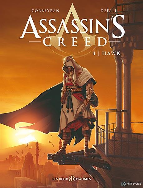 Assassin's Creed (Multi) 2007 BD-T4