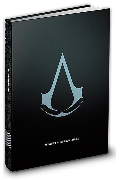 Assassin's Creed (Multi) 2007 Book-Encyclopedie-(black)