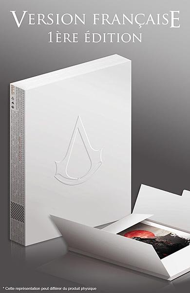 Assassin's Creed (Multi) 2007 Book-Encyclopedie-(white)-01