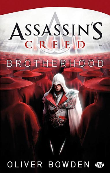 Assassin's Creed (Multi) 2007 Book-Milady-T3