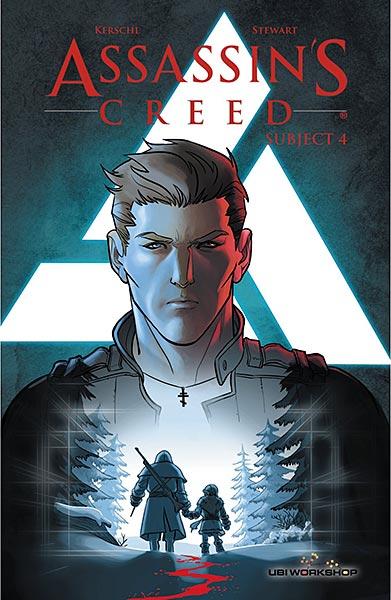 Assassin's Creed (Multi) 2007 Comics-Subject4