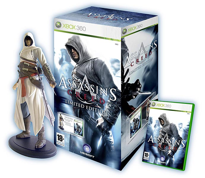 Assassin's Creed (Multi) 2007 Game-AC1-Col-01