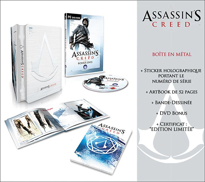 Assassin's Creed (Multi) 2007 Game-AC1-Col-02