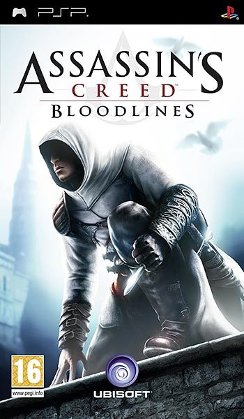 Assassin's Creed (Multi) 2007 Game-AC1-PSP