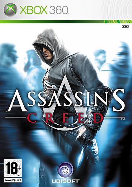 Assassin's Creed (Multi) 2007 Game-AC1