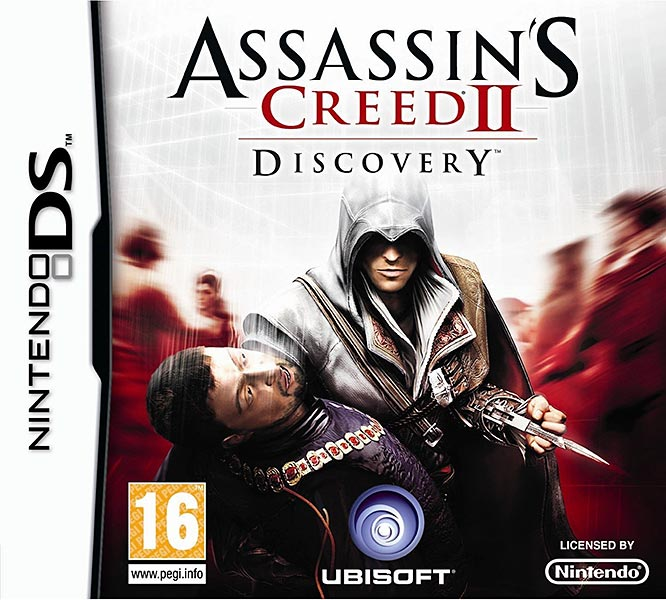 Assassin's Creed (Multi) 2007 Game-AC2-DS