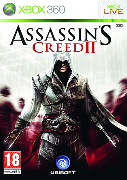 Assassin's Creed (Multi) 2007 Game-AC2
