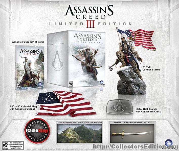Assassin's Creed (Multi) 2007 Game-AC3-LTDUS