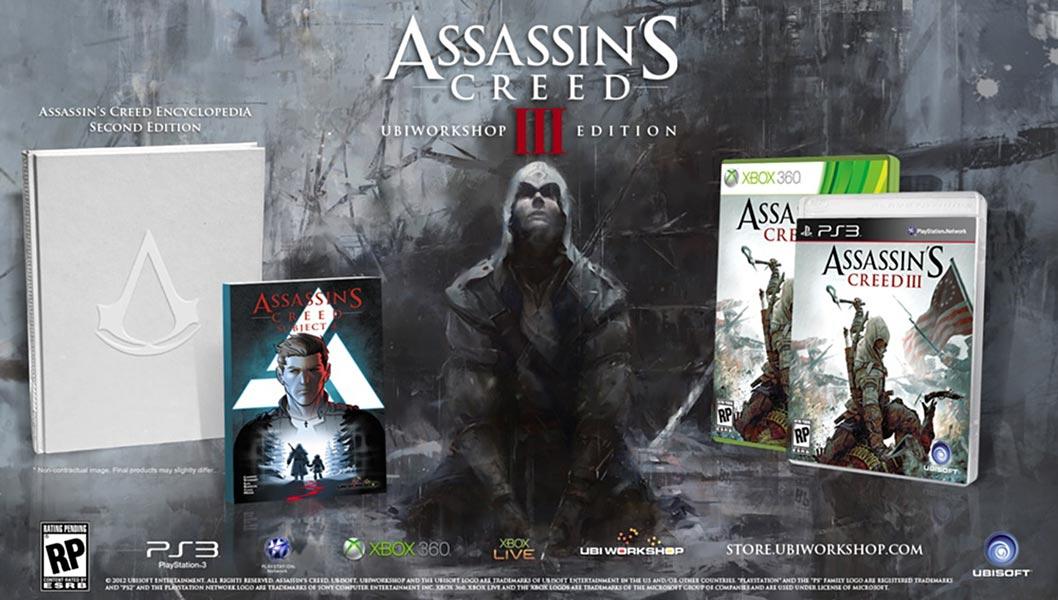 Assassin's Creed (Multi) 2007 Game-AC3-UBI