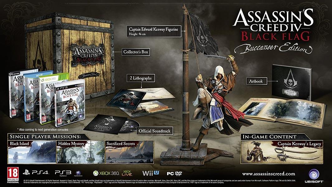 Assassin's Creed (Multi) 2007 Game-AC4-Buccaneer