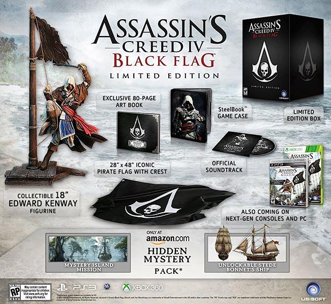 Assassin's Creed (Multi) 2007 Game-AC4-LTDUS