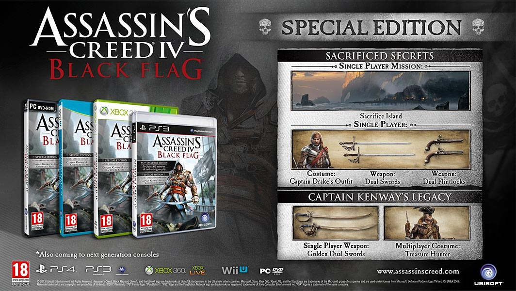 Assassin's Creed (Multi) 2007 Game-AC4-SP
