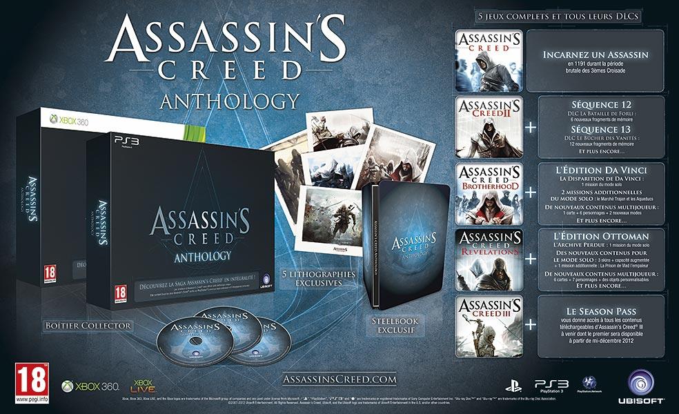 Assassin's Creed (Multi) 2007 Game-ACA