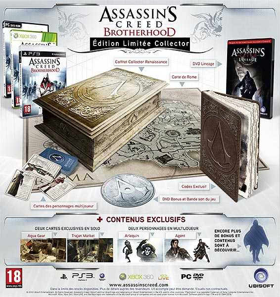 Assassin's Creed (Multi) 2007 Game-ACB-Codex
