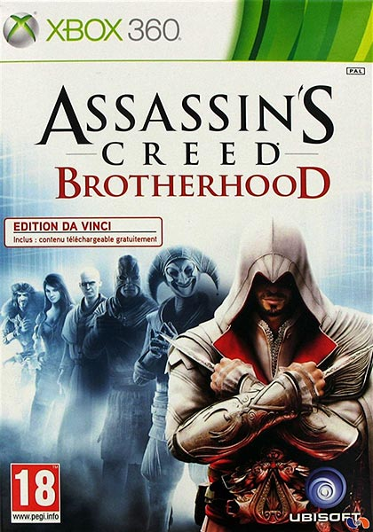 Assassin's Creed (Multi) 2007 Game-ACB-DaVinci