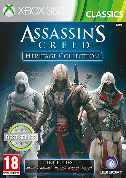 Assassin's Creed (Multi) 2007 Game-ACH
