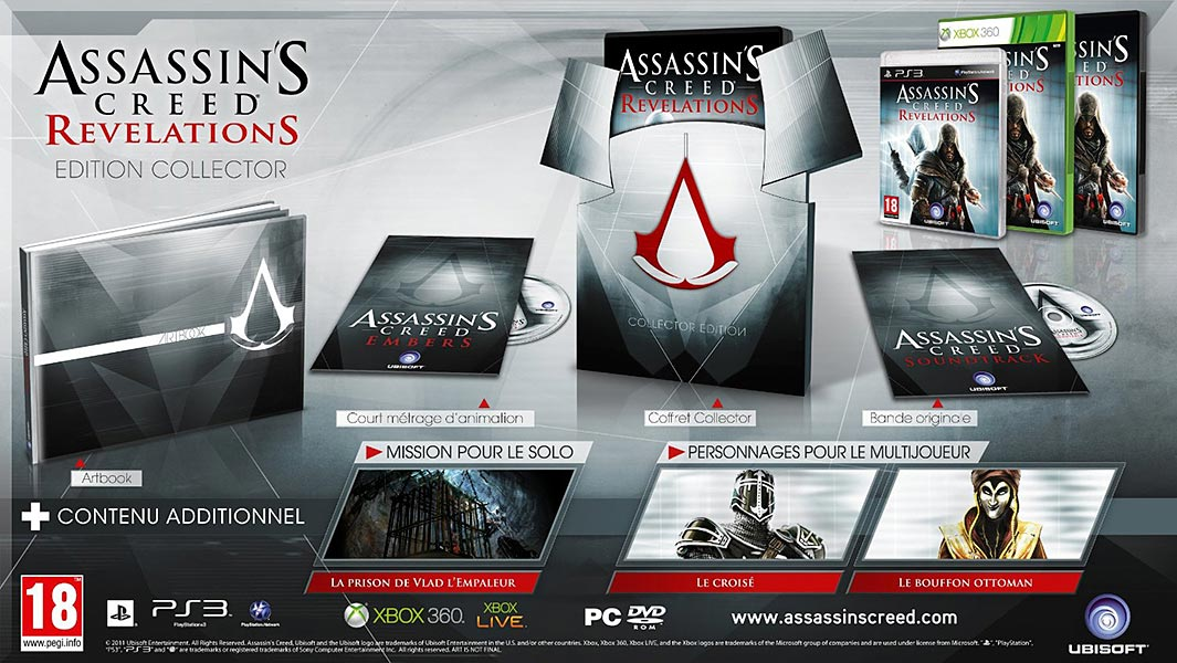 Assassin's Creed (Multi) 2007 Game-ACR-Col