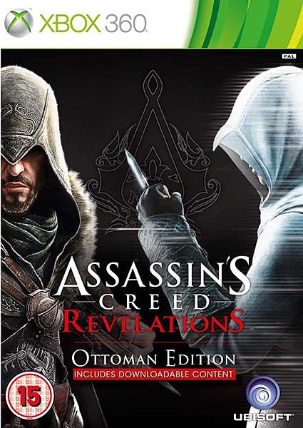Assassin's Creed (Multi) 2007 Game-ACR-Ottoman