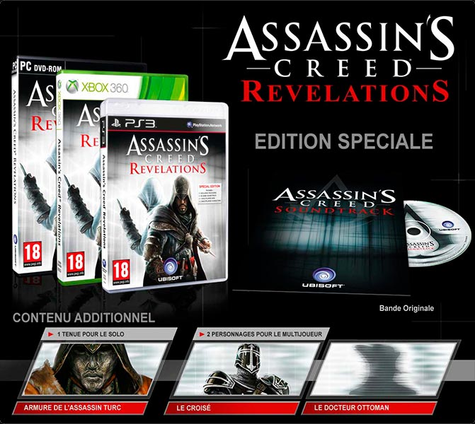 Assassin's Creed (Multi) 2007 Game-ACR-SP