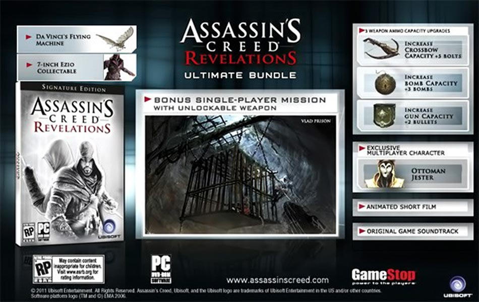 Assassin's Creed (Multi) 2007 Game-ACR-UltimateUS