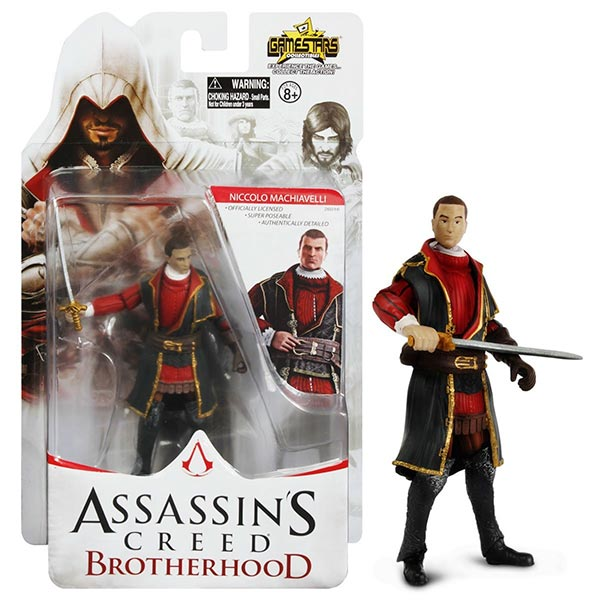 Assassin's Creed (Multi) 2007 Gamestars-Machiavelli