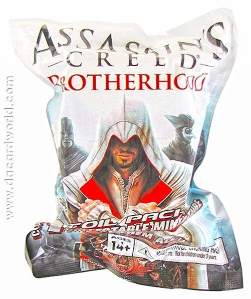Assassin's Creed (Multi) 2007 Heroclix-02