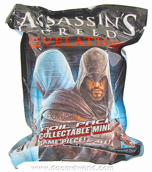 Assassin's Creed (Multi) 2007 Heroclix-03