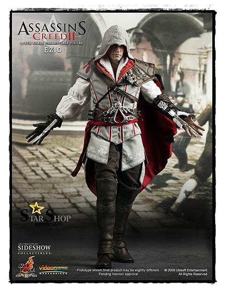 Assassin's Creed (Multi) 2007 HotToys-Ezio-01