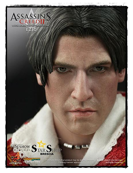Assassin's Creed (Multi) 2007 HotToys-Ezio-02