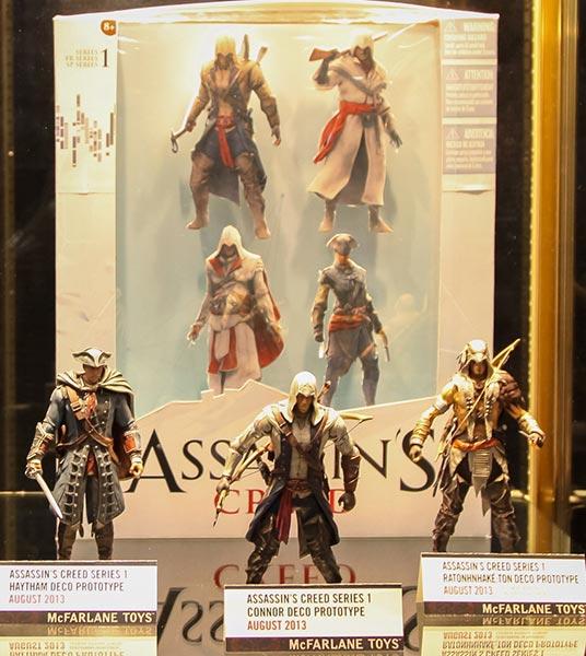 Assassin's Creed (Multi) 2007 MacFarlane-PreviewSet