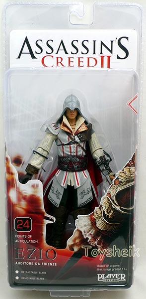 Assassin's Creed (Multi) 2007 Neca-AC2-Ezio-01