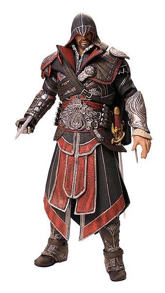 Assassin's Creed (Multi) 2007 Neca-ACB-EzioEbony-02