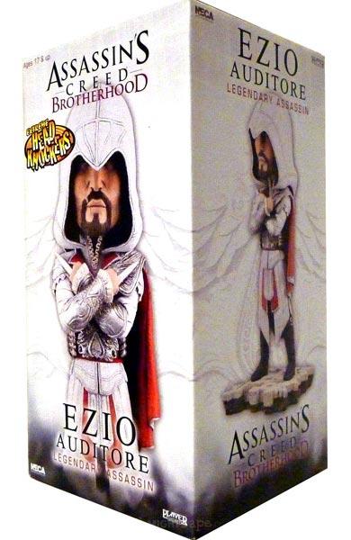 Assassin's Creed (Multi) 2007 Neca-HeadKnocker-ACB-Ezio-01
