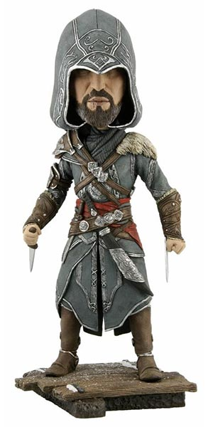 Assassin's Creed (Multi) 2007 Neca-HeadKnocker-ACR-Ezio-02