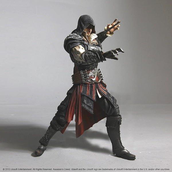 Assassin's Creed (Multi) 2007 PlayArts-Ezio