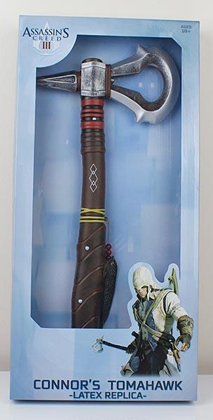 Assassin's Creed (Multi) 2007 Replica-UbiArts-ConnorsTomahawk