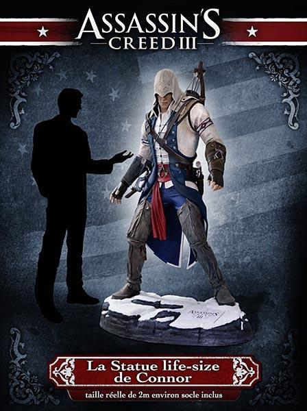 Assassin's Creed (Multi) 2007 Statue-Attakus-ConnorReal-01