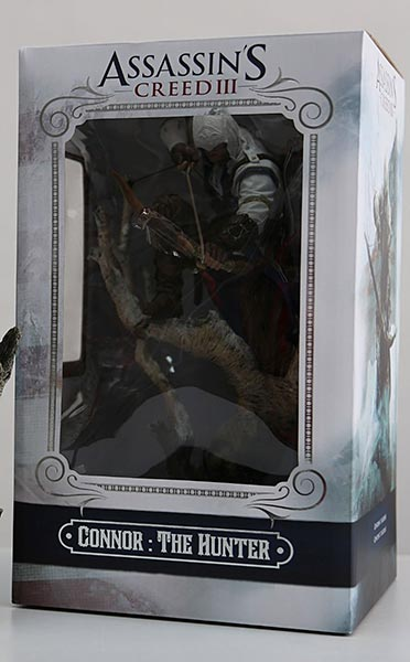 Assassin's Creed (Multi) 2007 Statue-UbiArts-Connor-01