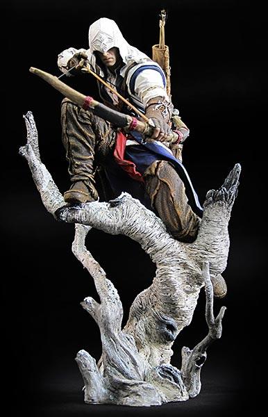 Assassin's Creed (Multi) 2007 Statue-UbiArts-Connor-02