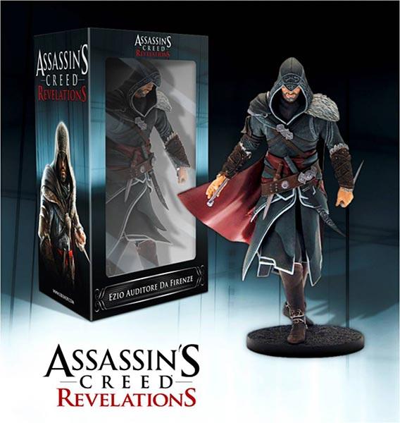 Assassin's Creed (Multi) 2007 Statue-UbiArts-EzioRevelations